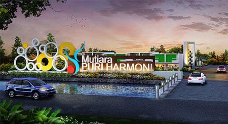 Gerbang Mutiara Puri Harmoni