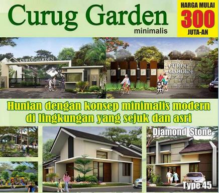 Harga Perdana Curug Garden