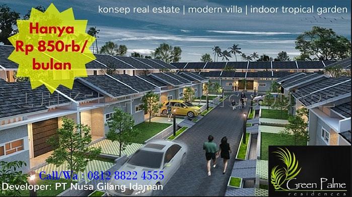 Green Palme Residences Tangerang